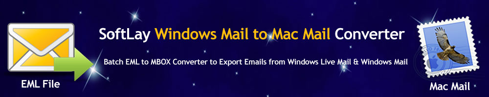 Import Windows Mail to Mac Mail